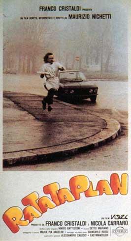 Ratataplan - 11 x 17 Movie Poster - Italian Style A