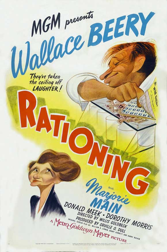 Rationing movie