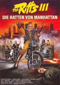 Rats - 27 x 40 Movie Poster - German Style A