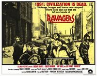 Ravagers - 11 x 14 Movie Poster - Style A