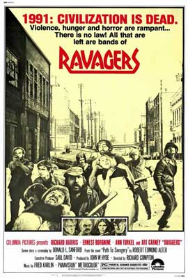 Ravagers - 27 x 40 Movie Poster - Style A