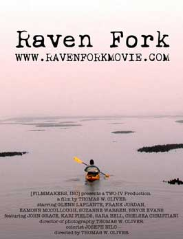 Raven Fork - 11 x 17 Movie Poster - Style A