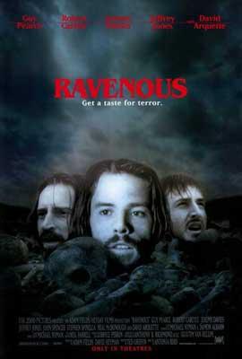 Ravenous - 27 x 40 Movie Poster - Style A