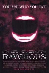 Ravenous - 27 x 40 Movie Poster - Style B