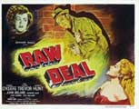 Raw Deal - 11 x 14 Poster UK Style A