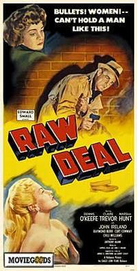 Raw Deal - 11 x 17 Movie Poster - Style A