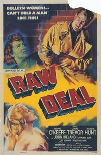 Raw Deal - 11 x 17 Movie Poster - Style B