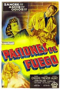 Raw Deal - 11 x 17 Movie Poster - Argentine Style A