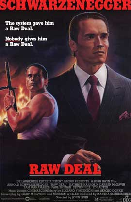Raw Deal - 27 x 40 Movie Poster - Style A