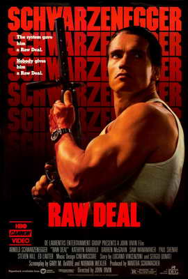 Raw Deal - 27 x 40 Movie Poster - Style B
