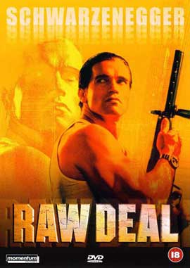 Raw Deal - 27 x 40 Movie Poster - UK Style A