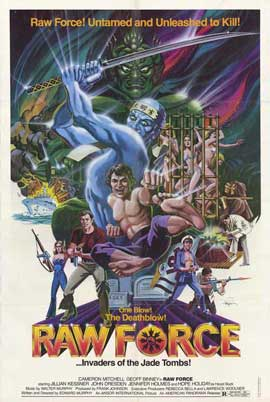 Raw Force - 11 x 17 Movie Poster - Style A