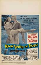 Raw Wind in Eden - 11 x 17 Movie Poster - Style A