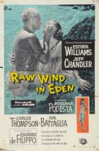 Raw Wind in Eden - 27 x 40 Movie Poster - Style A