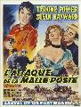 Rawhide - 11 x 17 Movie Poster - Belgian Style A