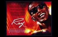 Ray - 11 x 17 Movie Poster - UK Style A