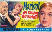 Un Rayo de luz - 11 x 17 Movie Poster - Belgian Style A