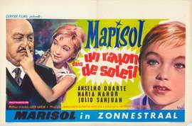 Un Rayo de luz - 27 x 40 Movie Poster - Belgian Style A