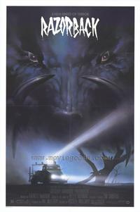 Razorback - 27 x 40 Movie Poster - Style B