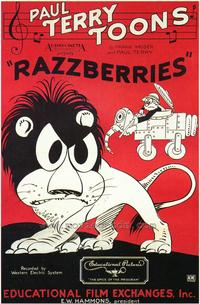 Razzberries - 43 x 62 Movie Poster - Bus Shelter Style A