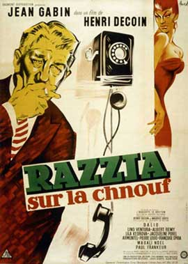Razzia - 11 x 17 Movie Poster - French Style A