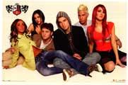 RBD Rebelde - Music Poster - 22 x 34 - Style D