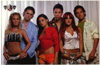 RBD Rebelde - Music Poster - 22 x 34 - Style B