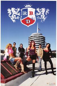 RBD Rebelde - Music Poster - 22 x 34 - Style C