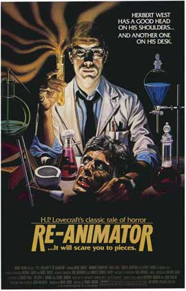 Re-Animator - 11 x 17 Movie Poster - Style B
