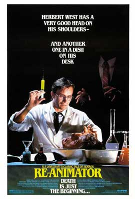 Re-Animator - 11 x 17 Movie Poster - Style C