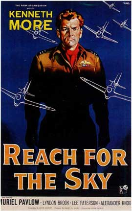 Reach for the Sky - 11 x 17 Movie Poster - Style A