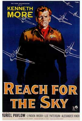 Reach for the Sky - 27 x 40 Movie Poster - Style A