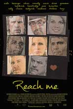 """Reach Me"" Movie Poster"