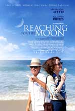 """Reaching for the Moon"" Movie Poster"