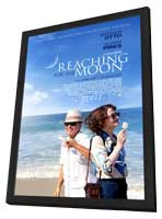 Reaching for the Moon - 11 x 17 Movie Poster - Style A - in Deluxe Wood Frame