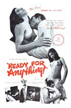 Ready for Anything - 11 x 17 Movie Poster - Style A