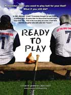 Ready to Play - 11 x 17 Movie Poster - Style A