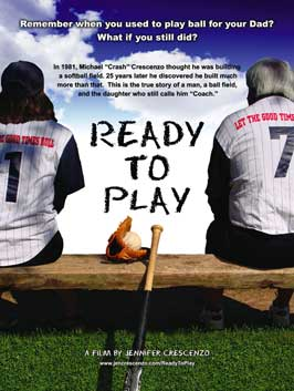 Ready to Play - 43 x 62 Movie Poster - Bus Shelter Style A
