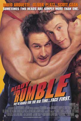 Ready to Rumble - 11 x 17 Movie Poster - Style A