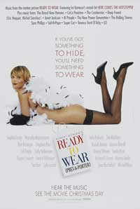 Ready to Wear - 11 x 17 Movie Poster - Style D
