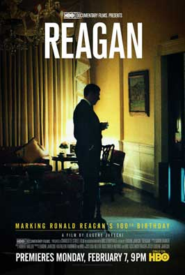 Reagan - 11 x 17 Movie Poster - Style A