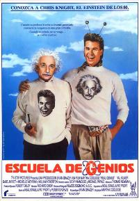 Real Genius - 11 x 17 Movie Poster - Spanish Style A
