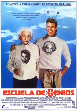 Real Genius - 27 x 40 Movie Poster - Spanish Style A