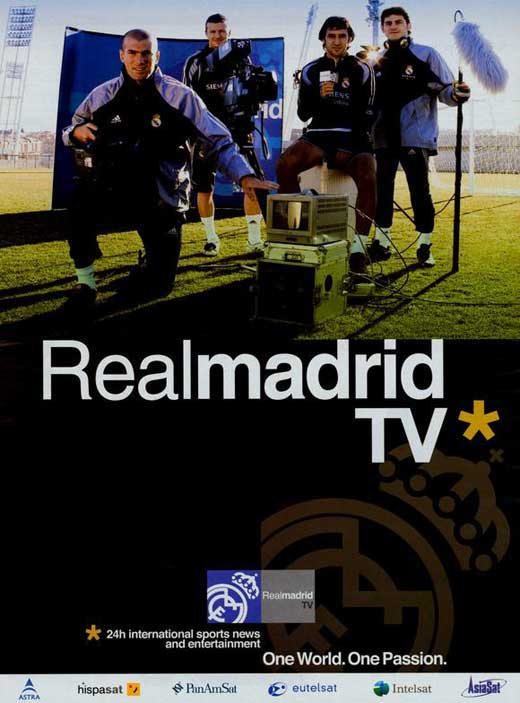 Real madrid tv holidays oo for Real madrid tv