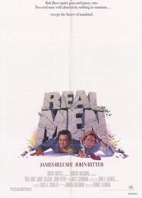 Real Men - 27 x 40 Movie Poster - Style A