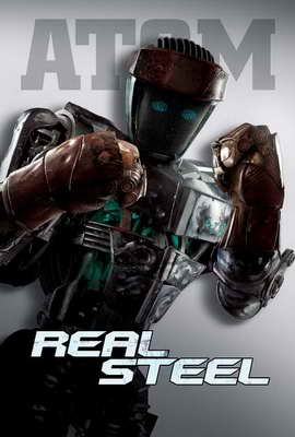 Real Steel - 27 x 40 Movie Poster - Style C