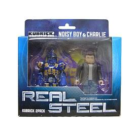 Real Steel - Noisy Boy and Charlie Kubrick 2-Pack