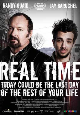 Real Time - 27 x 40 Movie Poster - Style A