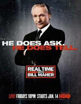 Real Time with Bill Maher - 11 x 14 TV Poster - Style A