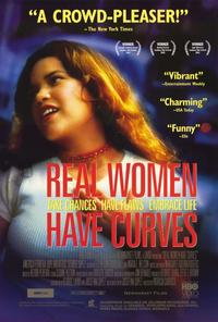 Real Women Have Curves - 27 x 40 Movie Poster - Style A